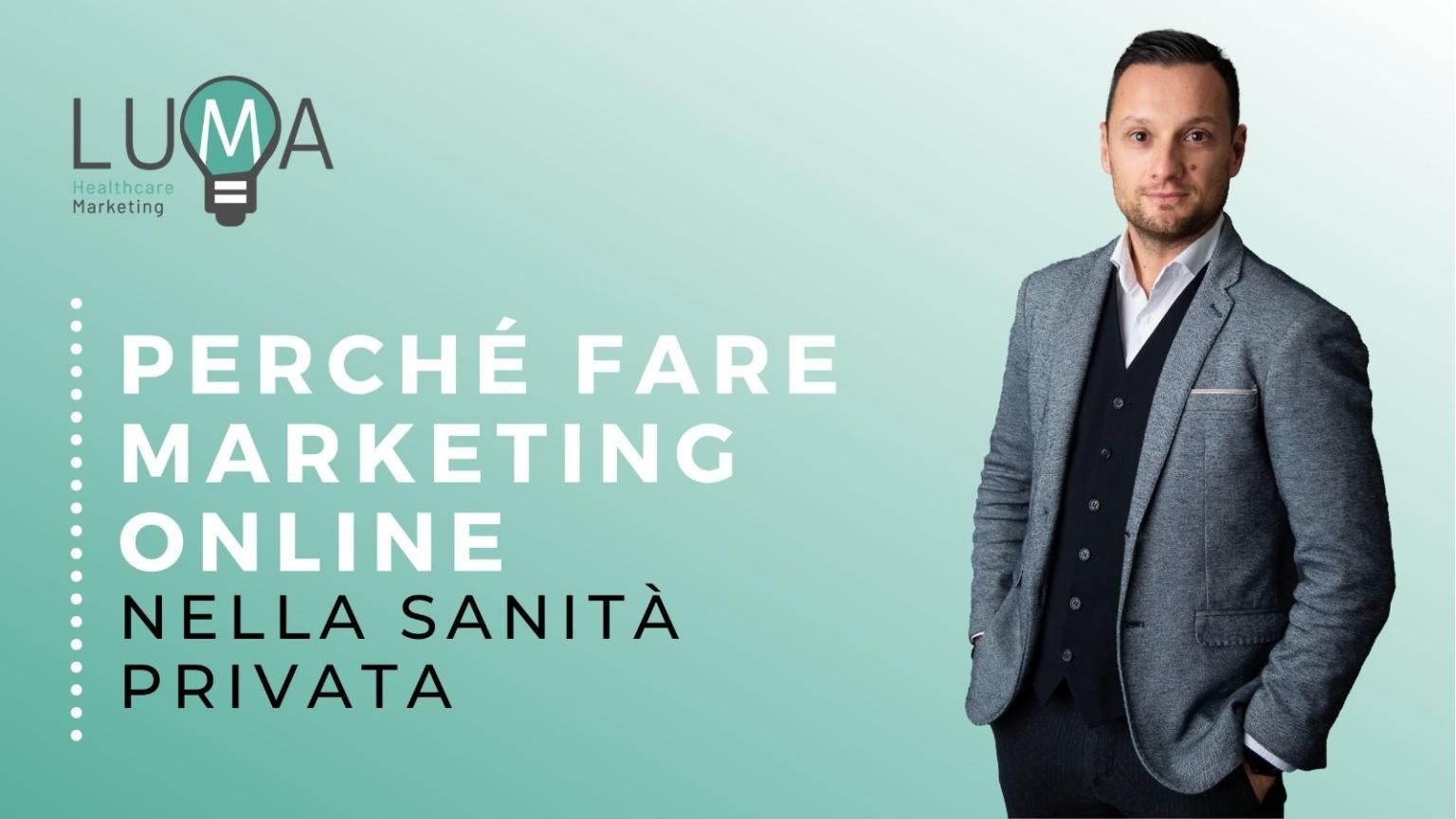 marketing per la sanità privata